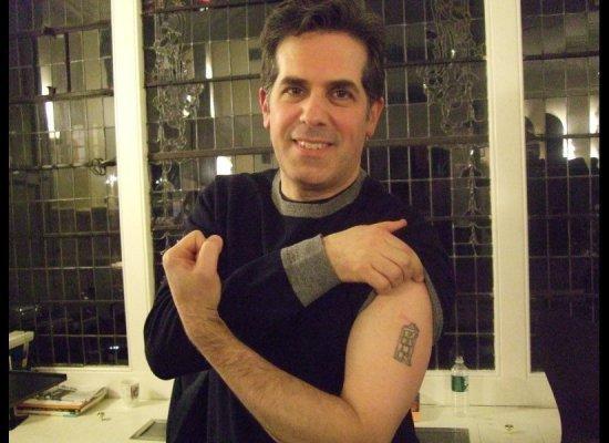 lethem ubik tattoo
