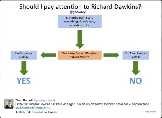 dawkins flow chart