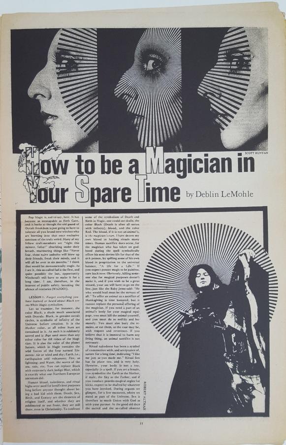 free-press-magician
